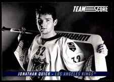 2012-13 Score Team Future Jonathan Quick #TS12
