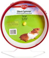 Hamster Silent Spinner 10 Inch Exercise Wheel Colors Vary