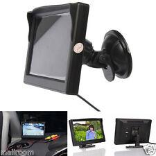 "5"" Zoll TFT LCD Auto Monitor 2CH Video Rückfahrkamera für DVD Rückseiten Kamera"