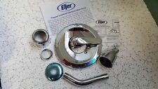 ELJER 3370533 Chrome Trim Kit Shower Set with Vandal Resistant Shower Head