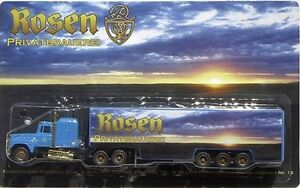 Rosenbrauerei Nr.24 - Lim. Serie Nr.13 - +Ford 9000 SZ+KW 14 € (OVP)