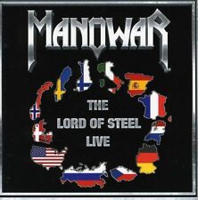 Manowar - The Lord Of Steel - Live [CD]