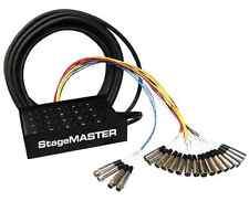 Pro Co Sound StageMASTER 16x4 100 ft audio snake