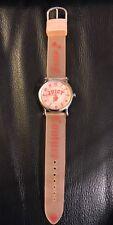 Ladies Pink Juicy Couture Juicy Watch 1351383 Quartz Wristwatch