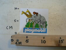STICKER,DECAL PLAYMOBIL OLIFANT,GIRAF,ZEBRA, ELEPHANT PLAYMOBIL TOY SPEELGOED