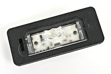 Genuine BMW 1 3 5 Series E88 E82 E90 E91 OEM LED License Plate Light Left=Right