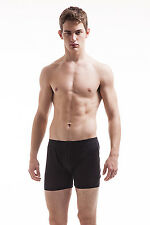 Jasmine Silk Men's Pure Knitted Silk Boxer Shorts