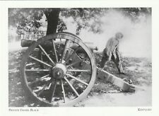 "+PC-Postcard-""Private Daniel Black"" /Battle of Chickamauga/ *Kentucky (A63-2)"