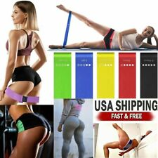 Resistance Bands Booty Fitness Gym At Home Abs Exercise Yoga workout Cross Fit