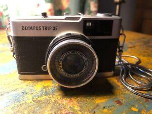 Olympus Trip 35 compact film camera