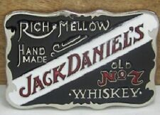 Retro Black Jack Daniels Fibbia della Cintura