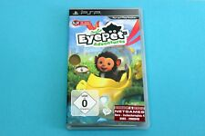 PlayStation Portable PSP-EyePet Adventures-completamente en OVP