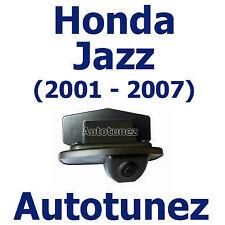 Car Reverse Rear View Backup Parking Camera Honda Jazz Tunezup