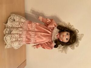victorian porcelain dolls collectible