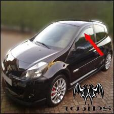 Deflettori Aria Antiturbo Oscurati Renault Clio III 3P 2005-2012 3 porte