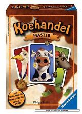 Kaartspelen - Koehandel Master (door Ravensburger) 271924