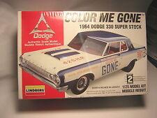 1/25 DODGE 330 SS 1964 Color Me Gone  lindberg