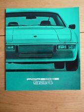 Porsche 924, folleto de 1979 (usa) Jm