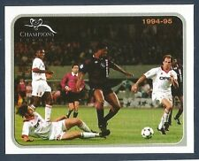 PANINI 1955-2005 CHAMPIONS OF EUROPE- #020-AJAX 1994-95