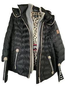 Bogner Sports Puffer Ski Jacket — Size Medium