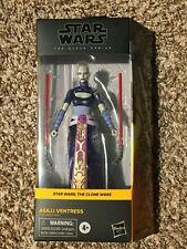 Star Wars Black Series Asajj Ventress Clone Wars