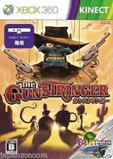 Used Xbox 360 The Gunstringer MICROSOFT JAPAN JAPANESE JAPONAIS IMPORT