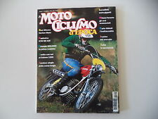 MOTOCICLISMO D'EPOCA 5/1995 NORTON MANX/TRIUMPH ROADSTER 500/KTM GS 125