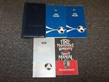 1996 Ford Probe Hatchback Owner Owner's Operator Guide Manual Set GT SE 2.0 2.5