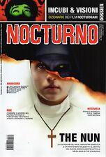 Nocturno 2018 189 settembre.The Nun,Dossier: Incubi e visioni