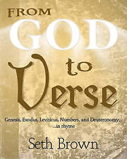 From God To Verse: Genesis, Exodus, Leviticus, Numbers, and Deuteronomy,  in Rhy