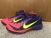 Nike Hyperdunk 2014 Low City Collection Hyper Punch 706503-076 Size 12