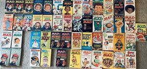 50 Mad Paperbacks
