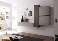 Moderne Möbel aus matt lackierten MDF -/Spanplatten fürs Arbeitszimmer