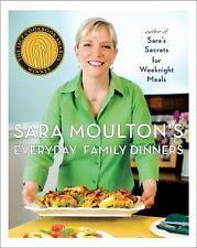 Sara Moulton's Everyday Family Dinners-ExLibrary