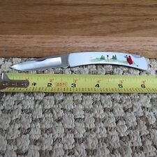Buck 522+ knife Golf picture (lot#6119)