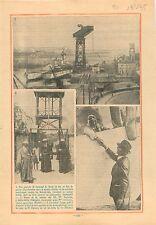 Arsenal Brest Bastion Communisme/ Capucins Addis-Abeba Ethiopa 1935 ILLUSTRATION