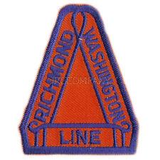 Patch- RICHMOND WASHINGTON LINE-Richmond Fredericksburg & Potomac (RFP) # 9051