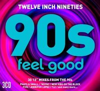 TWELVE INCH 90S: FEEL GOOD / VARIOUS (UK)