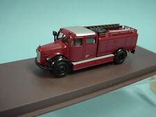 Brekina 1:87 4022  Feuerwehr MB Gerätewagen Metz /TOP+OVP