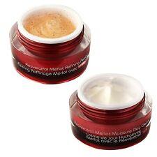 Vine Vera Merlot Day Cream and Peeling Gel Set Anti Aging Contains Resveratrol