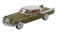 1957 Studebaker Hawk Gold Signature Models 32399 1/32 Scale Diecast Car