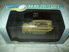 Dragon 1/72 Scale - Sd.Kfz.251/7 Ausf.D, Southern Normandy 1944, Item No 60306