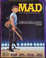MAD #270 F, Bruce Springsteen, Folded, EC Comics Magazine 1987