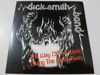 """DICK SMITH BAND - THE WAY OF THE WORLD  - 7"""" EP - NWOBHM - PHOENIX RECS - RARE"""