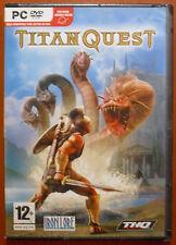 Titan Quest [PC DVD-ROM] Iron Lore, THQ, Versión Española,  ¡¡NUEVO A ESTRENAR!!