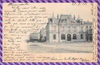 Carte Postale - Valence - la caisse d'épargne