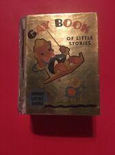 SCARCE WHITMAN 1935 CHUBBY BIG LITTLE BOOK FEW PRODUCED VERY FEW REMAIN
