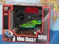 1/52 MINI BUGGY FULL FUNCTION R/C RADIO CONROL SERIES 49MHz **BRAND NEW & RARE**
