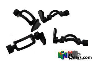 2 sets! Nintendo 64 Joystick Gears for X/Y Axis Controller Repair Parts N64Gears