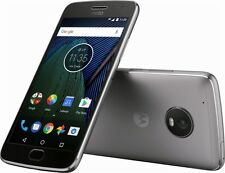 NEW Motorola Moto G Plus 5th Gen 4G LTE 64GB Factory Unlocked Gray Smartphone